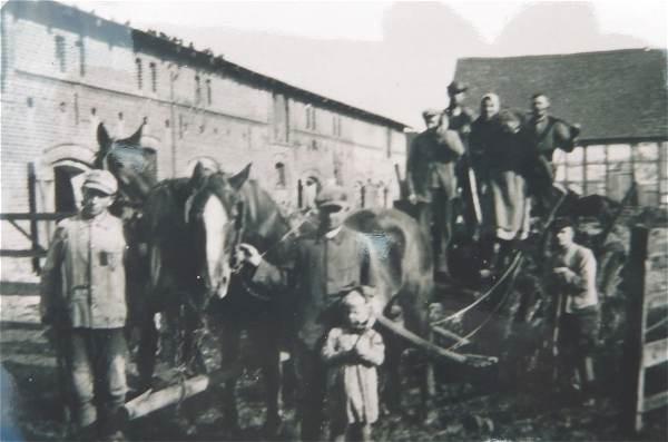 Vorwerksbewohner - Gruppenfoto