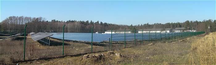 Solarpark Vierlinden