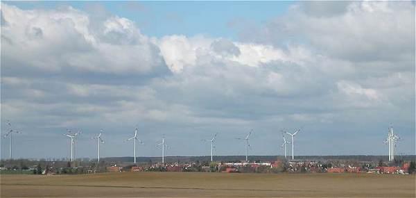 Windpark Seelow