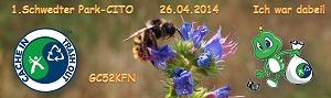 1. Schwedter Park-CITO am 26.04.14
